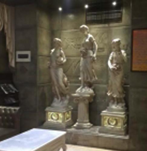 雕塑GRC厂家